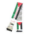 Wholesale Polyester silk scarf  Custom Long Scarf