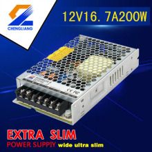 DC 12V 200W LED Driver For LED Strip