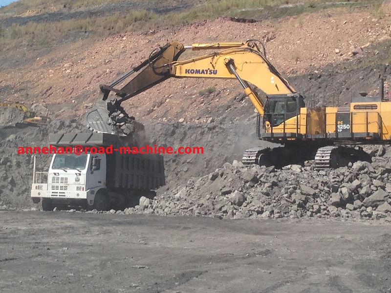 70T mine dump truck