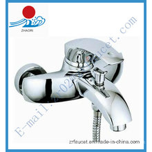 Single Handle Brass Body & Zinc Handle Bath Faucet (ZR20701)