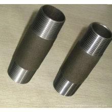 316 DIN stainless steel nipple