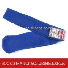 Männer Solid Color Tube Sport Socke