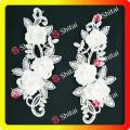 Wedding Accessories Beaded Fabric