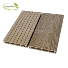 Popular & Cheap Wood Plastic Composite Flooring