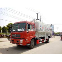 Caminhão de grão a granel, Dongfeng caminhão de transporte a granel, caminhão de transporte de grãos a granel, caminhão de transporte de granel-forragem,