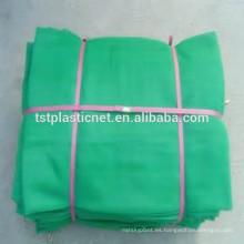 redes de seguridad de construcción de nylon