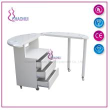 Pink Manicure Table Nail