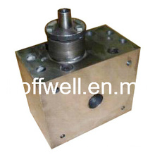 RT Stainless Steel Hot Melt Glue Gear Pump