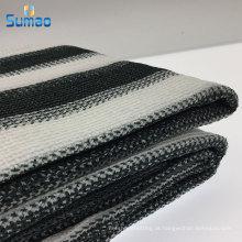 Redes de segurança coloridas de alta resistência da proteção do balcão do HDPE