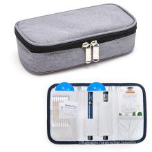 Customized insulin Cooler Travel Case  Portable Diabetic Organizer Medical Cooler Box Insulin Cooler Bag