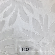 Polyester Jacquard Fabric With Big Flower