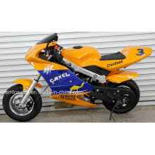 49cc Pocket Bike com choque frontal (et-pr204-2)