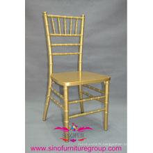 Vente au porteur de chaises de chiavari / chaniavari en gros