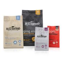 Umweltfreundliche Haustierplastiknahrungsmittelverpackungsbeutel mit starker Dichtung