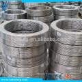 Fil en acier inoxydable 304L 1/2 dure
