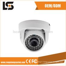 2017 vente chaude ip66 boîtier de la caméra étanche caméra cctv balle logement avec essuie-glace