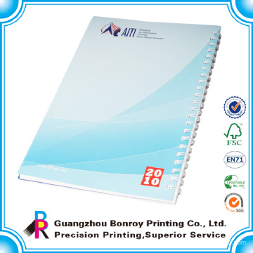 Custom design printable colorful promotional nice perpetual calendar