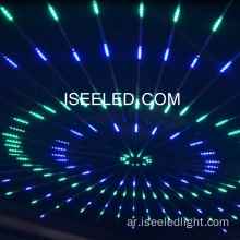 برنامج LED Pixel RGB Tube DMX512