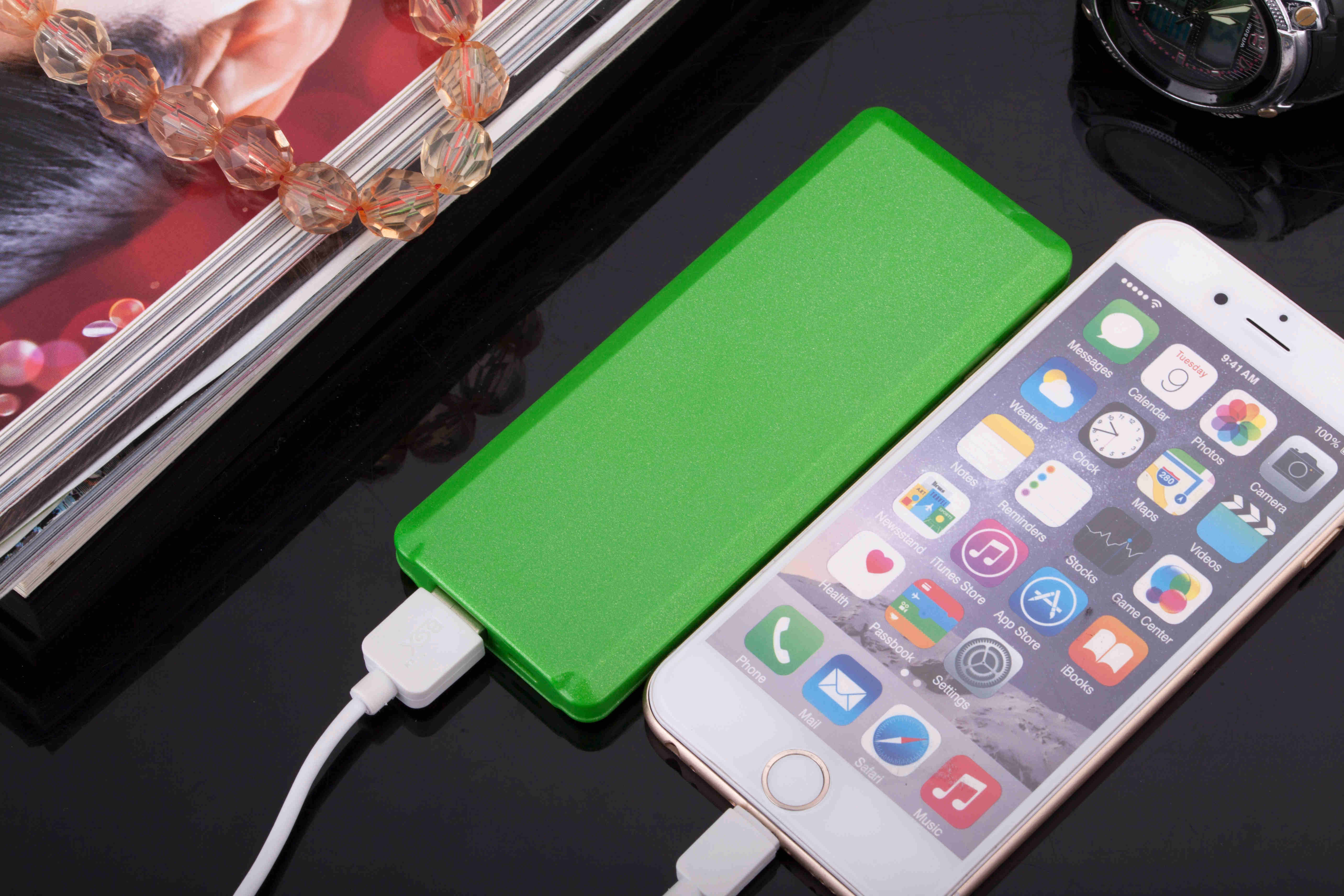 green power bank
