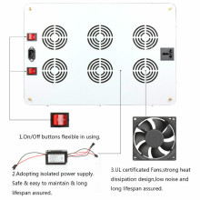 Energy Saving 600W LED Plant Grow Light