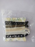5PCS Fashion Elastic Knotted Hair Ties (BLH20148121)