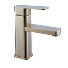 Sanitary Ware Brush Bathroom Water Tap (1070)