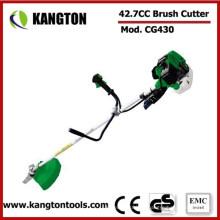 Certificado del CE del cortador de cepillo de gasolina 42.7cc Apprroved (CG430)