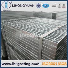 Hot DIP Galvanizing Plain Steel Grating for Walkway