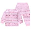 Baby Warm Winter Underwear Sets