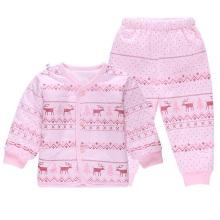 Bebê quente inverno underwear conjuntos