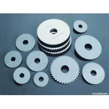 Tungsten Carbide Round Cutting Disc with Teeth Dia 100, 200, 300