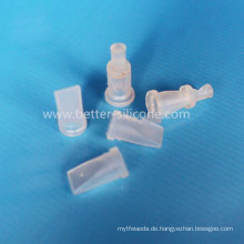 Overmolding LSR-Einspritzungs-Entenschnabel-Rückschlagventil, LSR-Entenschnabel-Ventil für medizinische Teile