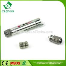 Liga de alumínio 3 * LR44 bateria 0,5W levou lanterna estilo caneta