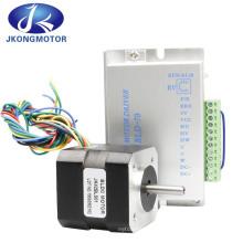 BLDC Motor DC Permanent Magnet 42mm NEMA 17 4000rpm 24V Hall Sensor Inrunner Brushless DC Motor
