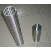 Stainless Steel Wedge Wire Mesh Screen