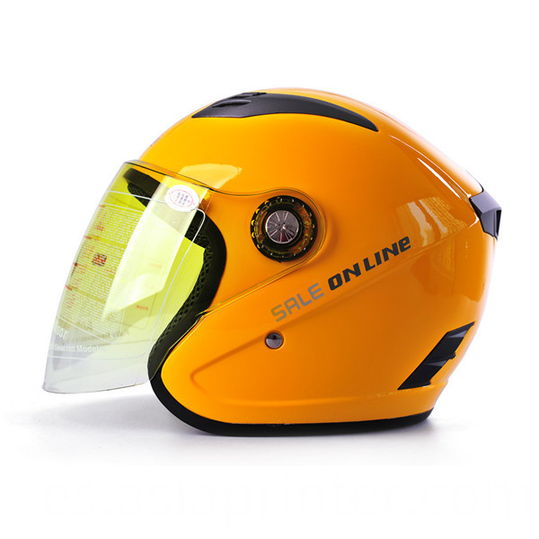 helmet logo tampo printer