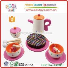 Wooden Tea Set Spielzeug