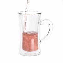 Высокий и тонкий стакан для напитков