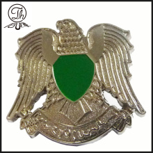Badge in metallo di ferro per aquila