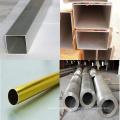 2024 tube sans soudure en alliage d'aluminium