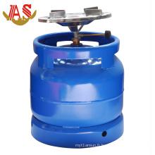 Cylindre LPG et cylindre pneumatique pour la cuisson (6kg)