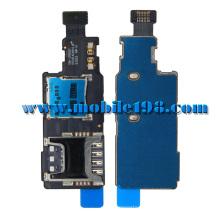 Tarjeta SIM y lector de tarjeta SD de contacto para Samsung Galaxy S5 Mini Sm-G800f