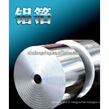 Feuille d'aluminium médicinale