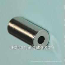 Stab mit einer Mitte Loch M Serie Neodym-Magneten