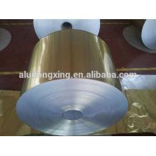 Bobina / tira de aluminio para el cable