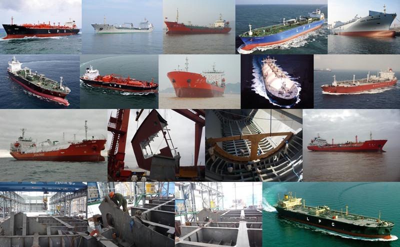 LPG Vessel