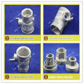 stainless steel coupling pipe adapter