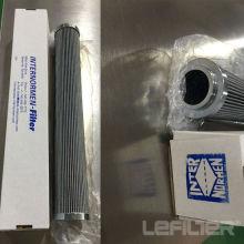 Filtro de óleo da linha de retorno do internormen 01.E 320.25VG.16.EP