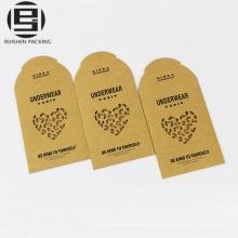 Дешевые подарочная карта конверт коричневый крафт-бумажные мешки