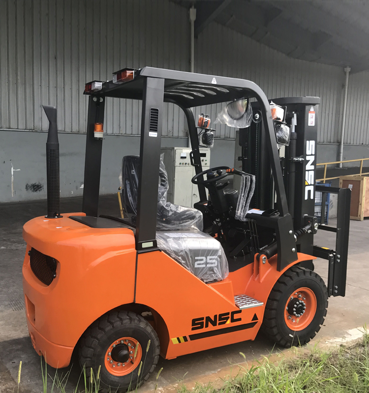 New Forklift FD25 2.5Ton Chariot Elevateur